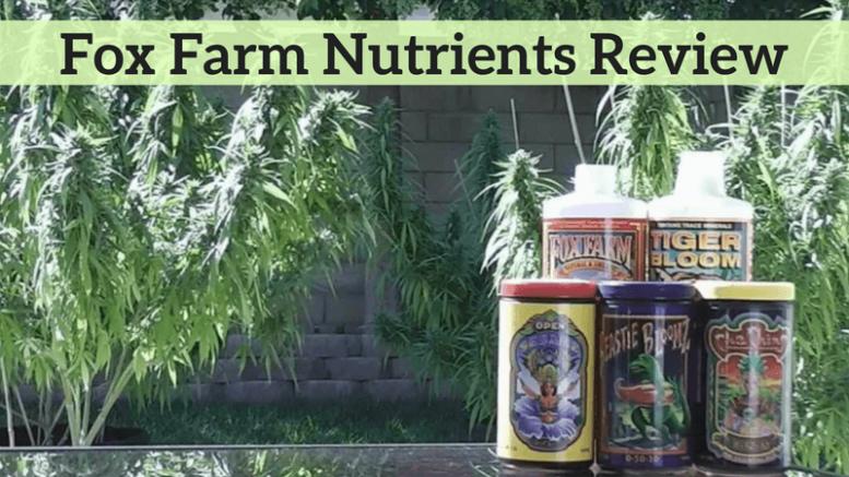 Fox Farm Nutrients Review