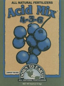 Down to Earth Acid Mix 4-3-6 7803