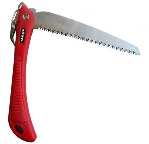TABOR TOOLS T6 8_ Straight Blade Folding Saw