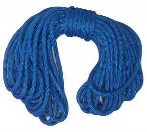 Blue Double Braided Nylon