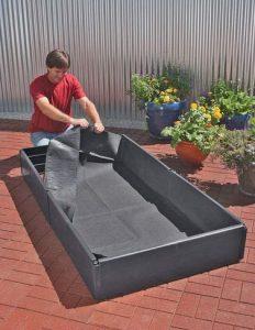 Gardener's Supply Company Mini Grow Bed Liner