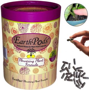 Earth Pods Flowering Plant Formula