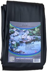 USA pond plastic liners for gardens