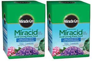 Miracid, Acid loving plant food