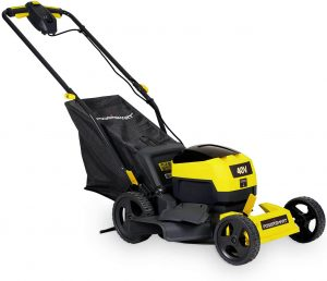 PowerSmart Lawn Mower for St Augustine Grass