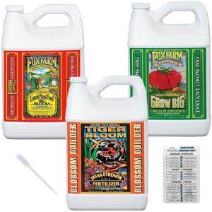 Liquid Trio Soil Formula