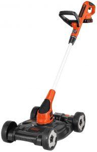 Black+Decker 3 in 1 Lawn Mower