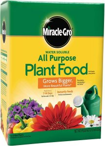 Water Soluble All-purpose plant food
