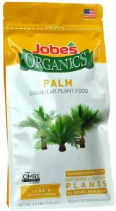 Jobe's Organics 09126 sago palm fertilizer