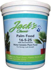 JR Peters 51624 sago palms fertilizer