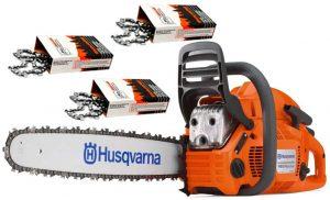 Husqvarna 460 Rancher 60cc Chainsaw