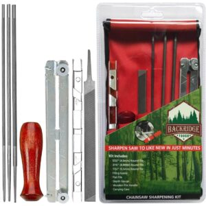 Backridge 7 32 Chainsaw File Kit