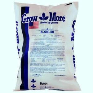 grow more flower hardener