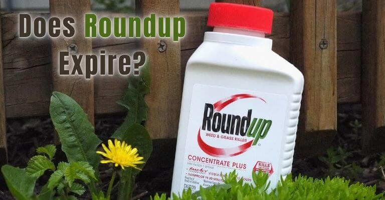 Does Roundup expire